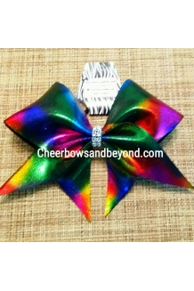 Tye Dye Foil Metallic Cheer/..