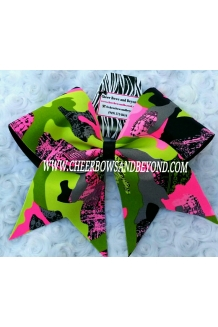 Camo Cheer Bows *Several col..