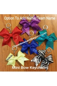 Mini Bow Key Chain*Personali..