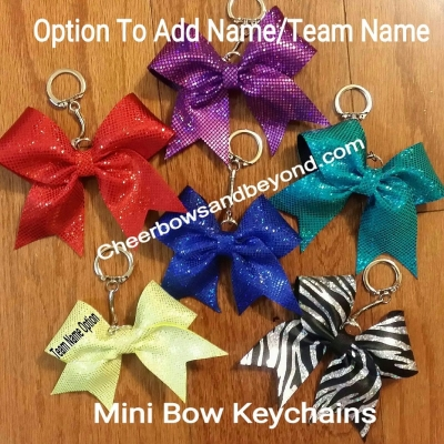 Mini Bow Key Chain..