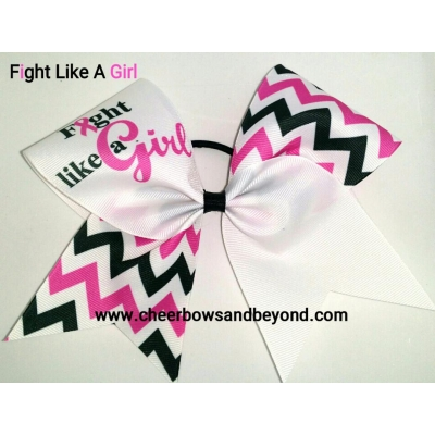 Fight Like A Girl ..