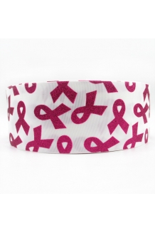 Breast Cancer Ribbon 3 Inch ..