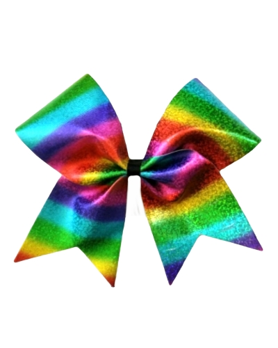 Rainbow Ridge Holographic Bow *Tail-less Option Available*