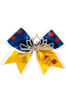 Snow White Cheer Bow *Adult ..
