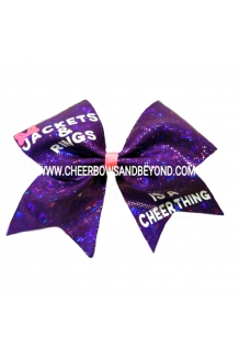 Jackets & Rings Is A Cheer T..