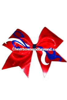 Cali Girl Design 1 Cheer Bow..