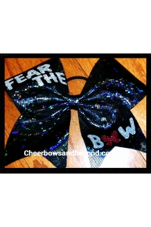 Fear The Bow Cheer Bow *Seve..