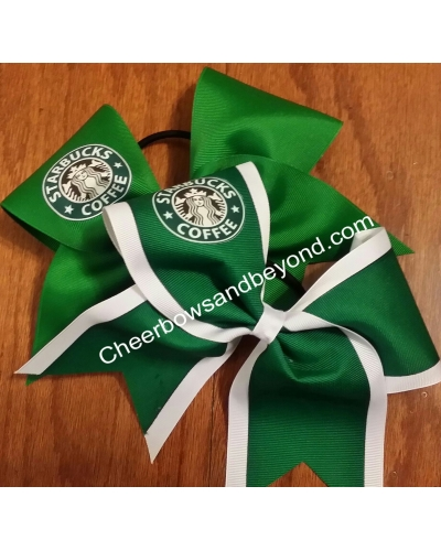 Starbucks Cheer & Dance Bow