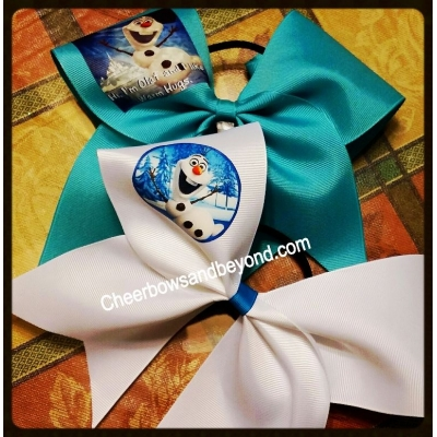 Frozen Cheer Bows*..