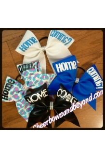 Deluxe Homecoming,Prom,Formal Cheer & Dance Bow *Several Designs*