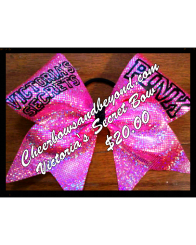 Victoria Secret's Pink Cheer Bow