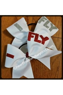 Stunting Cheer Bow..