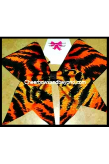 Tiger Cheer & Dance Bow