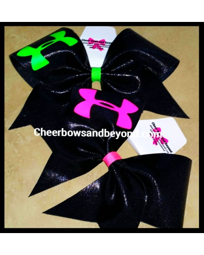 Armour Cheer & Dance Bows *Several Colors and Styles To Choose*