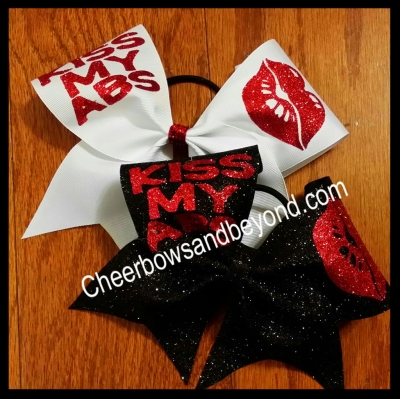 Kiss My Abs Cheer ..