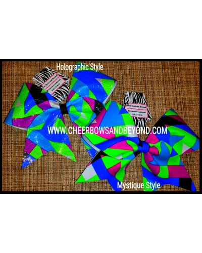 Destiny Cheer & Dance Bows*Choose Style & Personalize option*