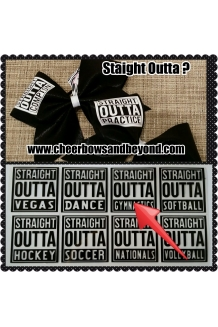 Straight Outta Compton Bow*S..