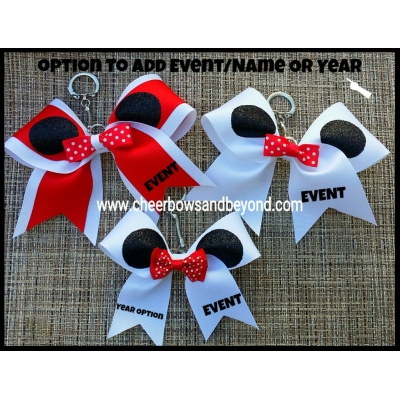Minnie Ear Bow Key..