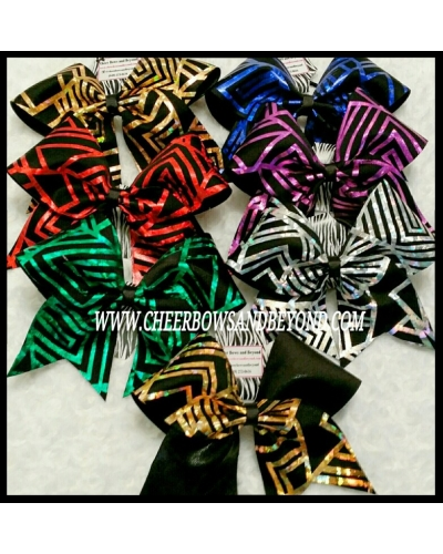 Matrix Custom Team Cheer Bow*Several Colors/Styles*