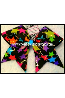 Star Stealth Cheer Bow