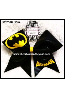 Superman Bow Or Batman Cheer..
