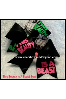 This Beauty Is A Beast Cheer..