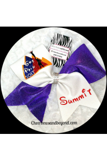 Custom Summit Cheer Bow..