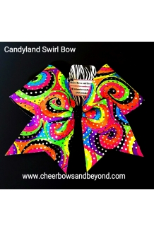 Candy Land Bow *Also Ta..