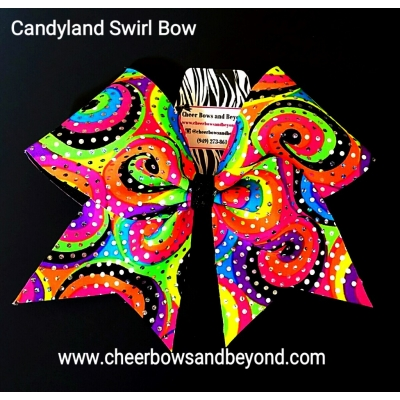 Candy Land Bow *Al..