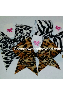 Animal Print Cheer & Dance B..