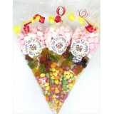 Mickey Mouse Theme Sweet Cones