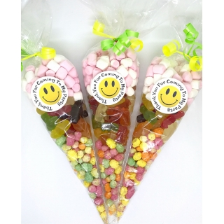 Emoji Party Sweet Cones