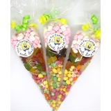 Sponge Bob Party Sweet Cones