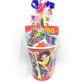 DC Super Hero Party Cup Gifts