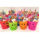Plastic Reusable Smiley Cup Gifts