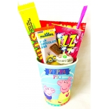 Peppa Pig Party Sweet Cups