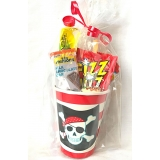 Pirate Party Sweet Cups