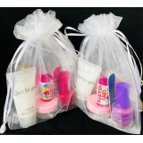 Girls Organza Pamper Party Bags