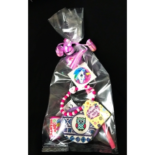 Girls Luxury Cello Party Bags