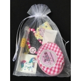 Girls Luxury Organza Party Bags