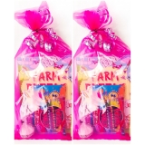Girls Pink Party Bags
