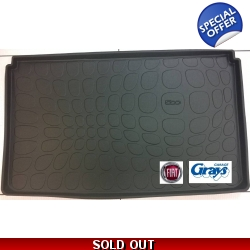 Fiat 500L Boot Tray | Fiat 500L Boot Protection | Fiat 500..