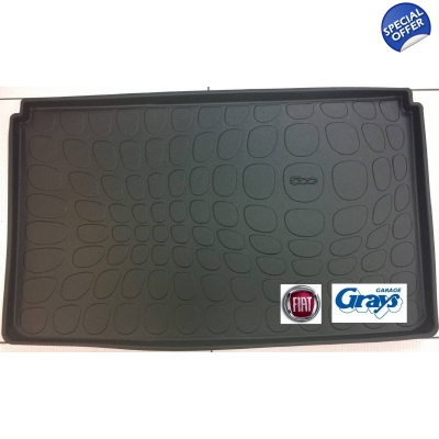 Fiat 500L Boot Tray | Fiat 500L Boot Protection | Fiat 500L Boot Liner | 50926906