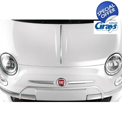 Fiat 500 Chrome Bonnet Line | Fiat 500 Chrome | 50901691 |..