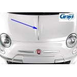 Fiat 500 Chrome Bonnet Line | Fiat 500 Chrome | 50901691 | Fiat 500 Chrome Bonnet Strip