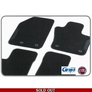 Fiat 500X Carpet Mat Set | 5..