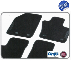 Fiat 500X Carpet Mat Set | F..