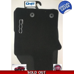 Fiat 500X Mat Set | Genuine Fiat Mat Set Fiat 50..