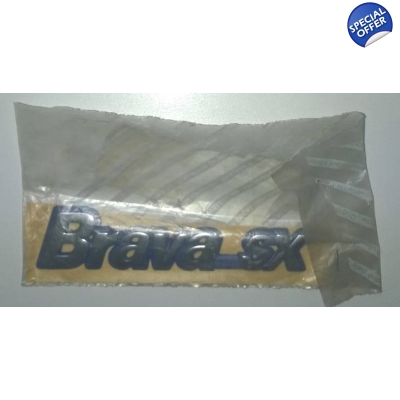 Brava SX Badge | Fiat Brava SX Badge | 7790702