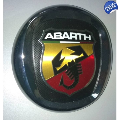 Abarth Badge | Grande Punto Abarth Front Badge | 735495891